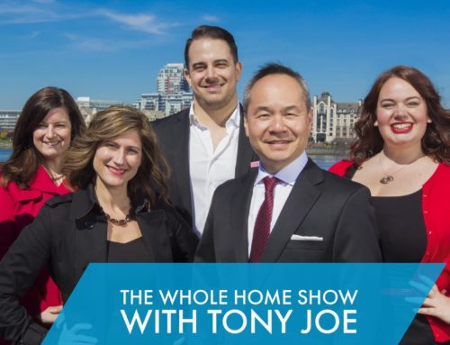 The Whole Home Show with Tony Joe